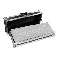 Odyssey Cases - FRLC04 - Odyssey Flight Ready 4 Space 19 Inch Rackmount Light Controller Case