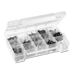 Akro-Mils / Myers Industries - AKRO-05705 - 15 Compartment Storage Box