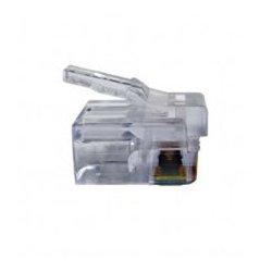 Platinum Tools - 105,005.00 - Platinum Tools 105005 EZ-RJ12/11 Connectors 500 Piece Bulk Package