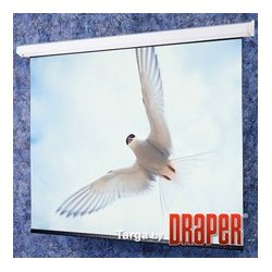 Draper - 116,006.00 - Draper 116006 96x96 Inch Matt White Targa Electric Projection Screen
