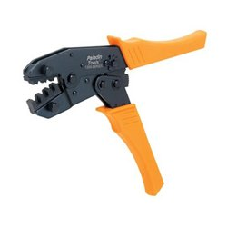 Greenlee / Textron - 1306 - Paladin Tools 1300 Series Crimper Open Barrell Non-Insulated Terminal