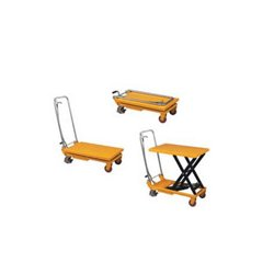 Wesco Industrial - 260,207.00 - Wesco SLT-660-11 660 Pound Capacity Scissor Lift Table