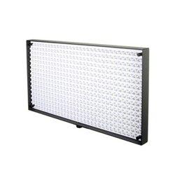 ikan - IB508-V2 - ikan IB508-v2 Bi-color LED Studio Light w/Light Stand Mount - 9620.3 F (5326.8 C)