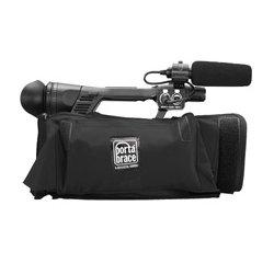 PortaBrace - CBA-AC130B - Portabrace Camera Body Armor for the Panasonic AG-AC130 - Black