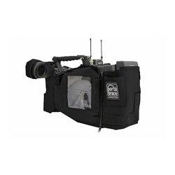 PortaBrace - CBA-PXWX400B - Portabrace Camera Body Armor for the Sony PXWX400 - Black
