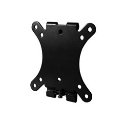 OmniMount - 61-091 - OmniMount OC40F Wall Mount for Flat Panel Display - 13 to 37 Screen Support - 40 lb Load Capacity - Black
