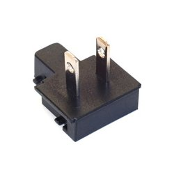 PAG Broadcast Equipment - PAG-9710J - PAG PAGlink 9710J US/Japan Plug Adapter for PAGlink Micro Charger