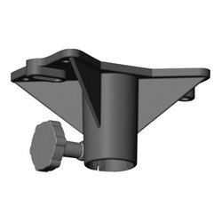Ultimate Support Systems - 10766 - Ultimate Support Systems BMB-200K Mounting Bracket - 100lb