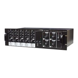 Speco - SPC-PL200M - 160 Watt 5x4 Multi Source- Zone Amp