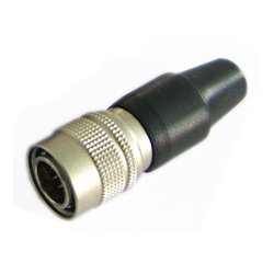 Hirose Electric - HR10A-10P-10P(73) - Hirose 10-Pin Male Push-Pull Connector with 10mm Male Shell