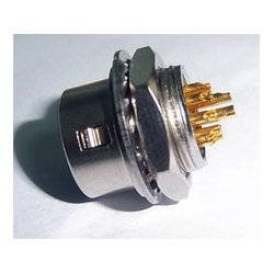 Hirose Electric - HR10A-10R-10P - Hirose Male Connector