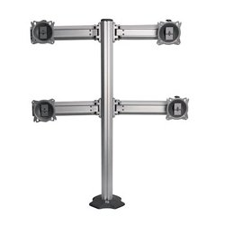Chief - K3G220S - Chief KONTOUR K3G220S Grommet Mount for Flat Panel Display - 27 to 29.3 Screen Support - 60 lb Load Capacity - Silver