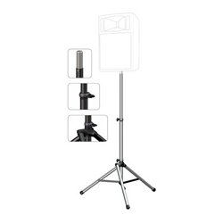 Ultimate Support Systems - 13903 - Ultimate Support Systems Original TS-80S Speaker Stand - Silver