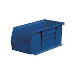 Akro-Mils / Myers Industries - AKR30-210 - 30210 5-1/4in x 4-1/8in x 3 Akro Bin- Blue