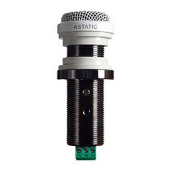 CAD Audio - 210.00 - Astatic 210 Miniature Boundary Microphone with limiting