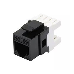 Belden / CDT - AX101310 - Modular Connectors - CAT5E Modular Jack - KeyConnect