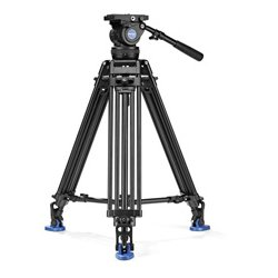 Benro Precision Photography - BNRO-BV10 - BV10 Video Tripod Kit with Dual Stage Legs