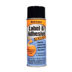 CAIG Labs - DLR-V910 - CAIG Label and Adhesive Remover - Orange Scent - 10 oz