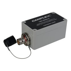 Camplex - Cmx-nema10 - Opticalcon Duo No2-4fdw-a To Lemo Fxw Smpte Hybrid Adapter Box W/ Power
