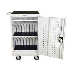 Dukane - MCC10 - Dukane Charging Cart for 30 Tablets or Netbooks