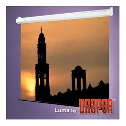 Draper - 207,010.00 - Draper 207010 69x92 Inch 4:3 NTSC Video Format Matt White Luma Screen