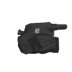 PortaBrace - QRS-XA10 - Portabrace Quick Slick Rain Cover for Canon XA10 - Black