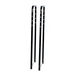 Rock-n-Roller Multicarts - RNR-RH10 - RocknRoller Multi-Cart RH10 (2) R10 Perforated handles (for shelf retrofit)