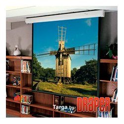Draper - 116,011.00 - Draper 116011 Targa Motorized Projection Screen (9 x 12ft)