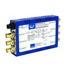 Cobalt Digital - BBG-DA-3G-1X6-PS12 - Cobalt BBG-DA-3G-1X6 3G/HD/SD/ASI Reclocking Distribution Amplifier w/Bit Rate with PS12 Power Supply
