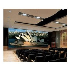 Draper - 114,113.00 - Draper 114113 Paragon 25in NTSC Matt White Projection Screen