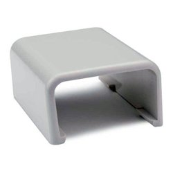 Hellermann Tyton - TSR2FW-14 - 1-1/4 Inch Splice Cover - Office White -EACH