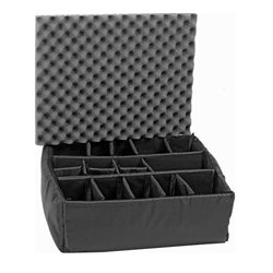 Pelican - 1610-406-100 - Pelican Padded Divider Set Only