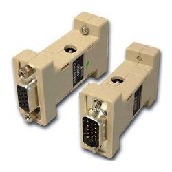 Hall Research - EM-EDID-HD15 - Hall Research VGA EDID Emulator - 1 x Male VGA - 1 x Female VGA - 2048 x 1536 Supported
