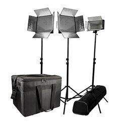 ikan - IBK2115 - ikan IBK2115 Continuous Lighting Kit - 9620.3 F (5326.8 C) - Plastic