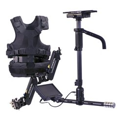 Steadicam - TIF-A-HDNN15 - A-HDNN15 Aero Sled With Monitor No Battery Mount A-15 Arm/Vest
