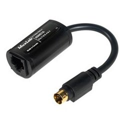 MuxLab - 500,016.00 - MuxLab 500016 S-Video Videoease CAT5 Balun