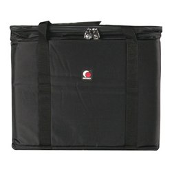 Odyssey Cases - BR416 - Odyssey 4 Space - 16 Inch Rackable Depth Rack Bag with Removable Inner Rack