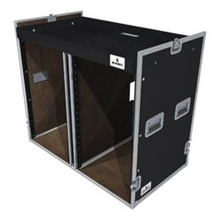 Grundorf - T8-COMBO-D16C - Grundorf Double 16 Space Bottom Combo Case