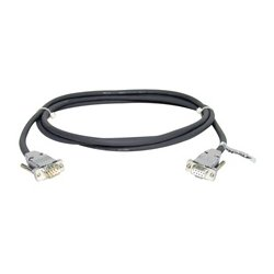 TecNec - D9M-F-17 - 9-Pin Male/Female RS422 Cable 17 FT