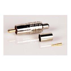 TecNec - 30-294-8218 - Crimp Style RCA Connector for 8218 Size Coax