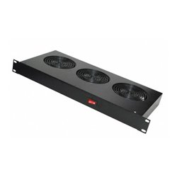 Orion Fans - FAN-OA900-18 - Rackmount Fan Tray (w/18 Grills) - 9 Fans