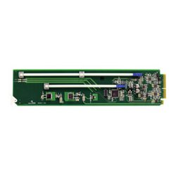 Ward-Beck Systems - AV6201A - Ward-Beck openGear 1x8 Analog Video Distribution Amplifier
