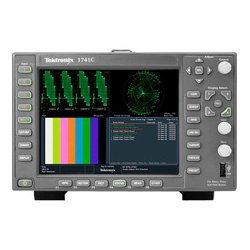 Tektronix - TEK-1741C - 1741C Analog Dual-Standard Waveform Monitor