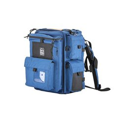 PortaBrace - BC-1N - Portabrace Backpack Camera Case DSLR Cameras Small - Blue