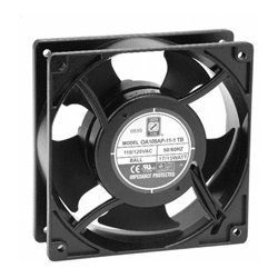 Orion Fans - FAN-11R - 4.72in. Reversible Orion Muffin Fan High Speed Model