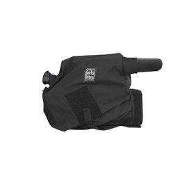 PortaBrace - QRS-XA20 - Portabrace Quick Slick Rain Cover for Canon XA20 - Black