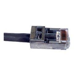 Platinum Tools - 105,020.00 - Platinum Tools EZ-RJ45 Shielded Cat 5/5e/6 Connectors -Bulk 100 Pc