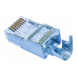 Platinum Tools - 100022 - Platinum Tools 100022 EZ-RJ45 Shielded Cat 5E-6 External Ground