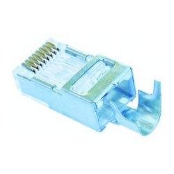 Platinum Tools - 105,022.00 - Platinum Tools 105022 EZ-RJ45 Shielded - External Ground - 100pc/Bag