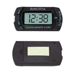 AmpliVox - S1323 - Amplivox Digital LED Clock - Panel Mount